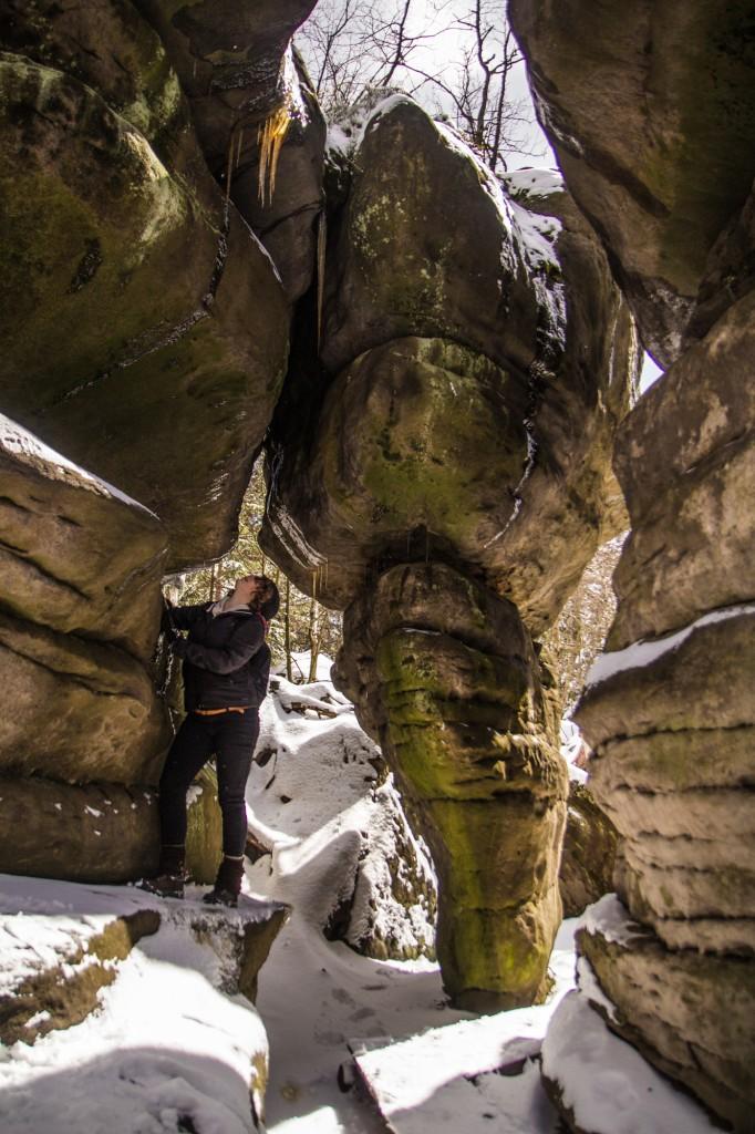 Ania w podrozy - Gory Stolowe - IV 2015 (19)