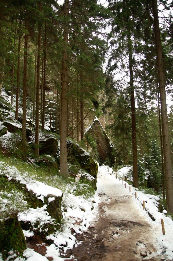 Ania w podrozy - Gory Stolowe - IV 2015 (68)