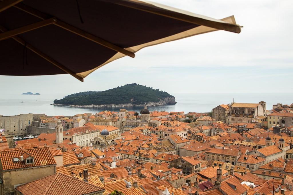 Ania w podrozy - Dubrovnik - VI 2015-12