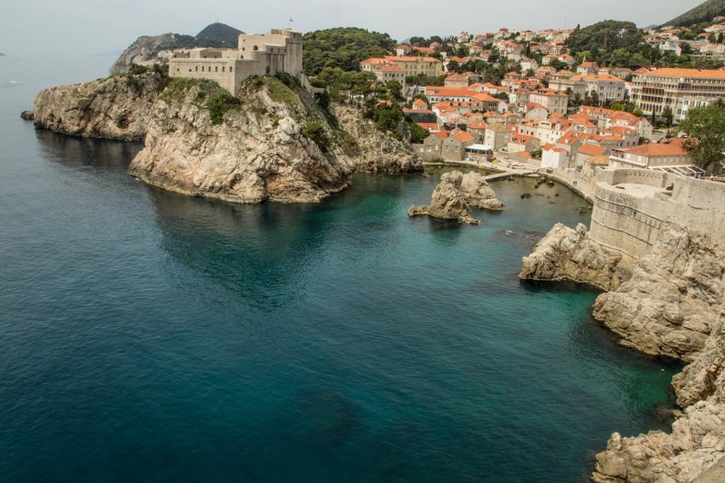 Ania w podrozy - Dubrovnik - VI 2015-17