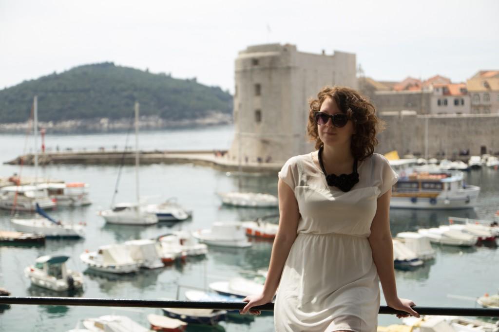 Ania w podrozy - Dubrovnik - VI 2015-7
