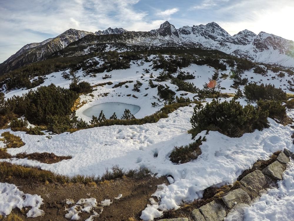 Kurs wysokogórski w Tatrach - Ania w Podróży