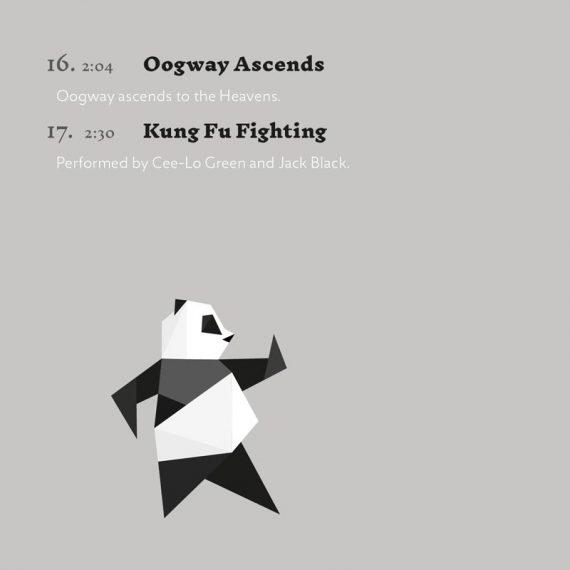 Kung fu panda project
