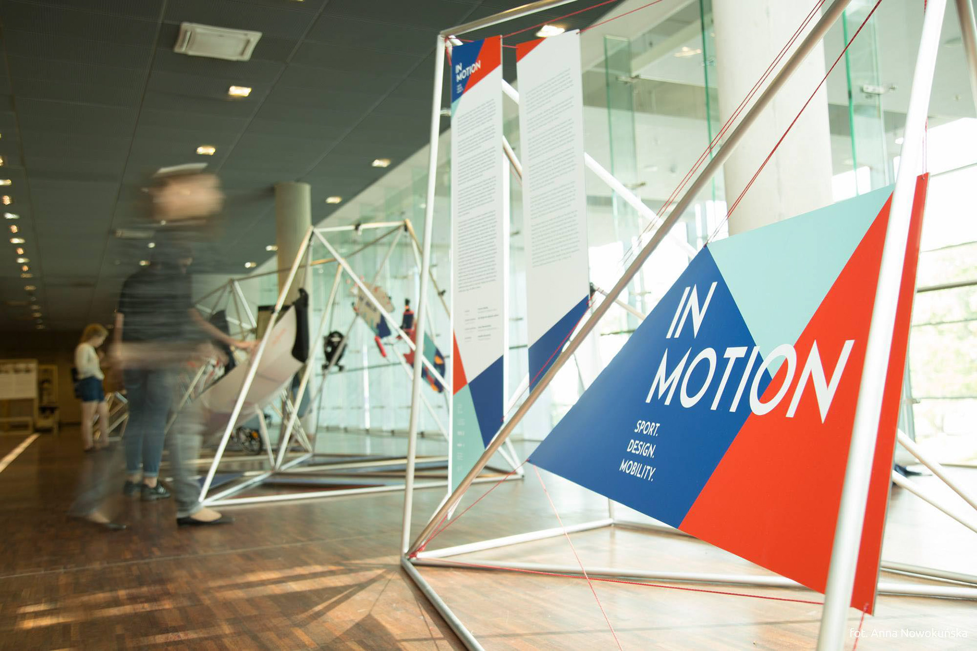 In motion project